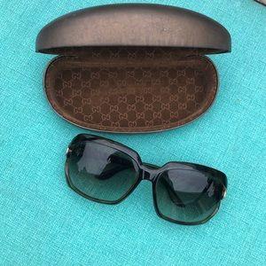 Authentic Gucci sunglasses GG 3110